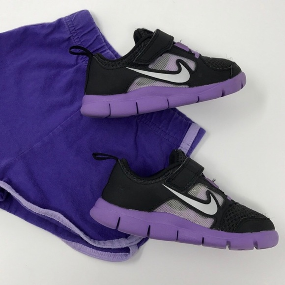 Toddler Girls Nike Free Run Sneakers